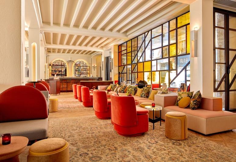 罪人巴黎酒店, 巴黎, 酒店酒廊