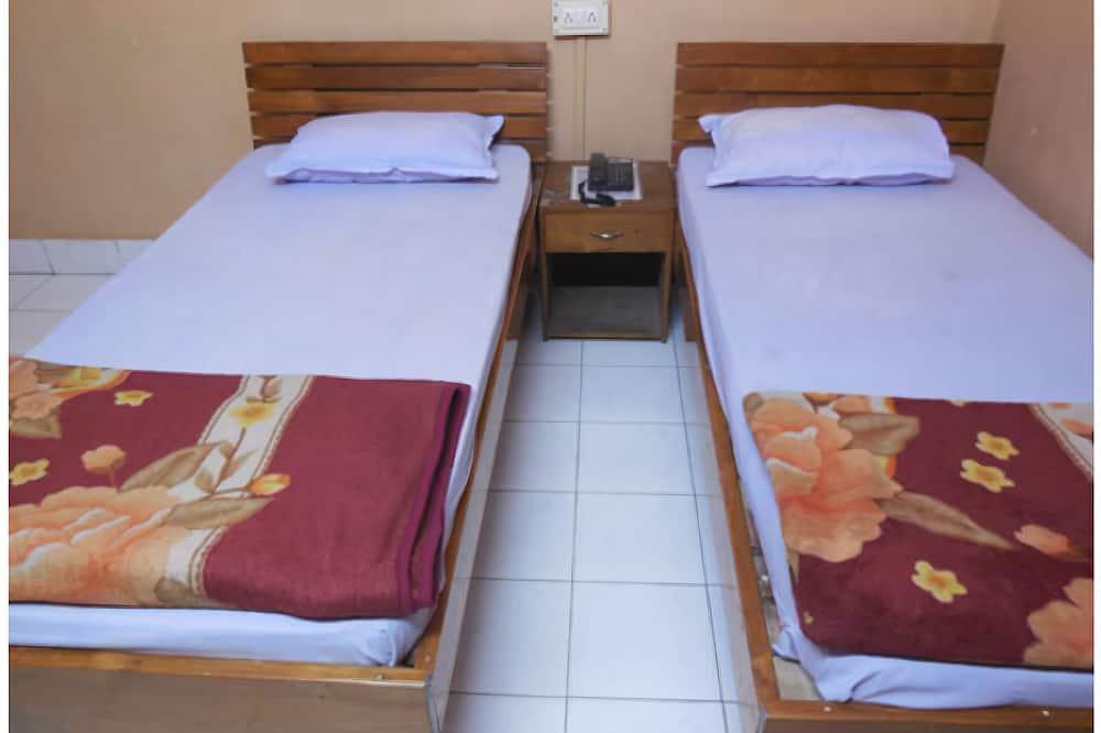 غرفة ديلوكس مزدوجة - سرير كبير - غرفة نزلاء