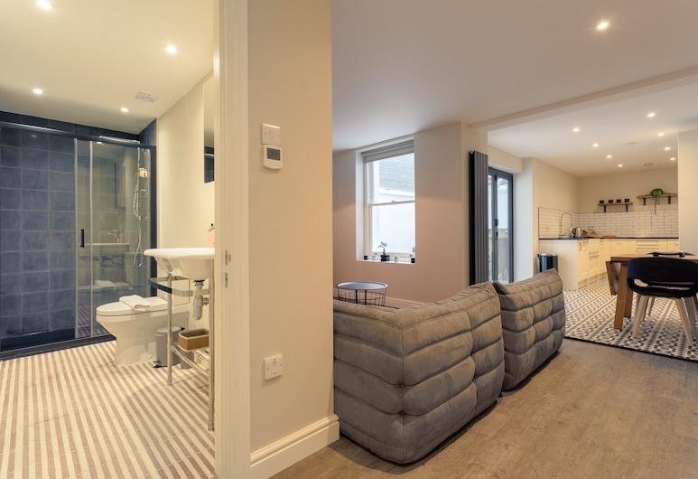 Spacious 1 Bedroom Flat With Garden, London, Sisevaade
