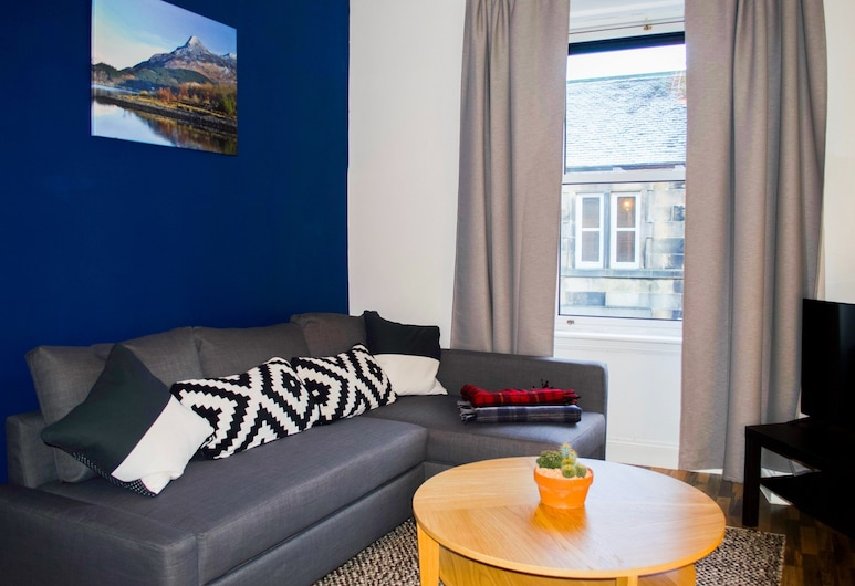 1 Bedroom Flat Near Arthur's Seat, Edinburgh, Lõõgastumisala