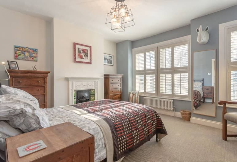 Chic 2 Bedroom Home In Elephant & Castle, London, Zimmer