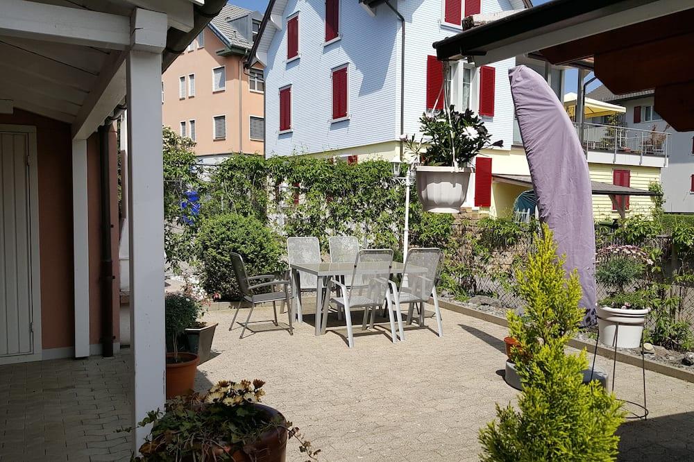 Comfort-Apartment - Garten