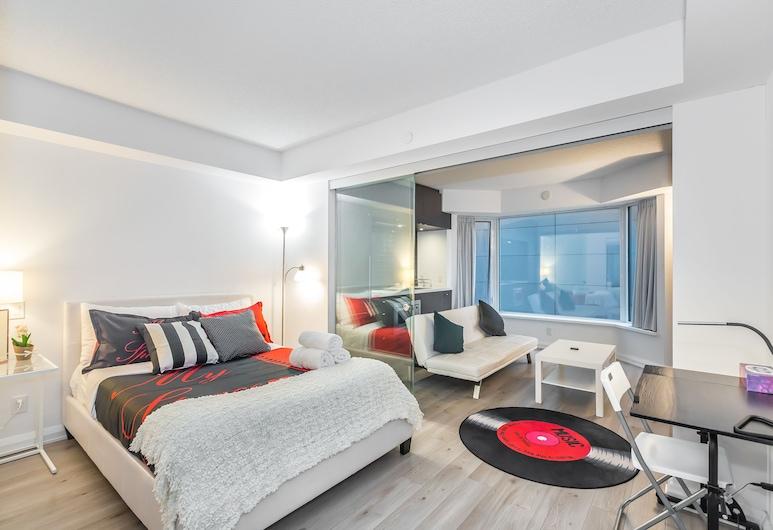 Executive Class, Downtown Luxury @fashion Dist, Toronto, Living Area