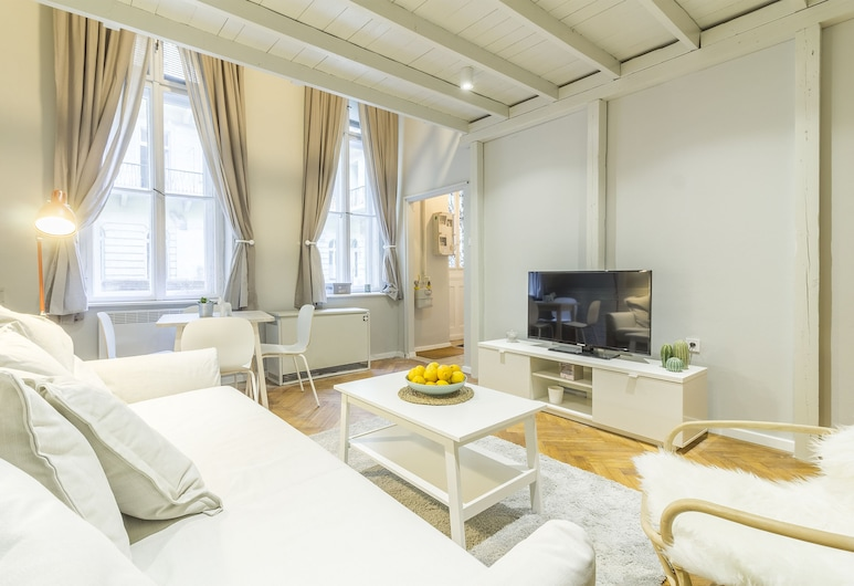 Vanilla Apartment, Βουδαπέστη, City Στούντιο, Δωμάτιο