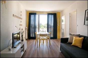 Mynd af Appartement Le Sweet Purpan í Toulouse