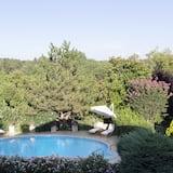 Izba typu Superior, výhľad na bazén - Výhľad z hosťovskej izby