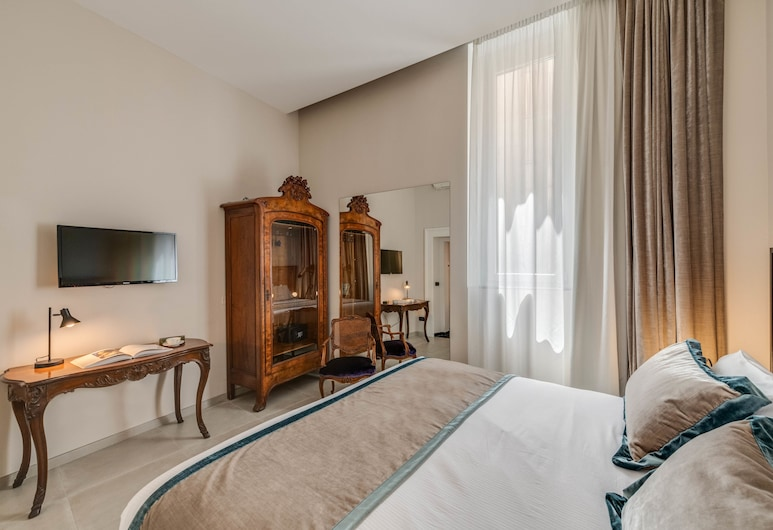 أدريانوس هوتل, روما, غرفة مزدوجة عادية, غرفة نزلاء