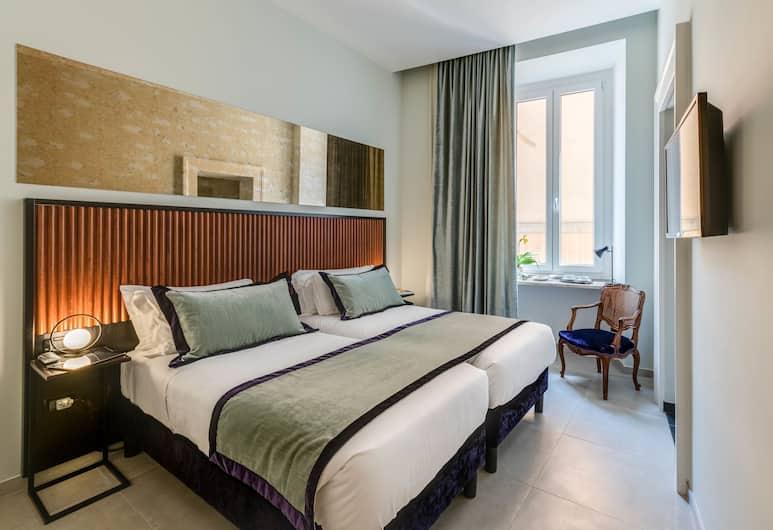 Adrianus Hotel, Rom, Standard dubbelrum, Gästrum