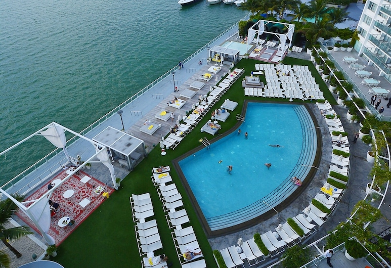 Suite 2 Rooms in a 5 Hotel - Pool DJ #901, Miami Beach
