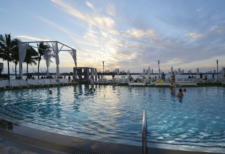 Suite 2rooms in a 5hotel - Bay View -pool w Dj#520, Miami Beach