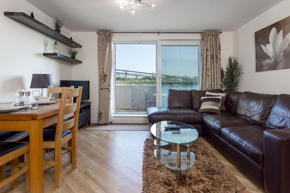 独立别墅 (1 Bedroom) - 起居区
