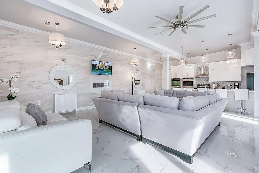 Luxury-Penthouse, 5Schlafzimmer - Wohnzimmer