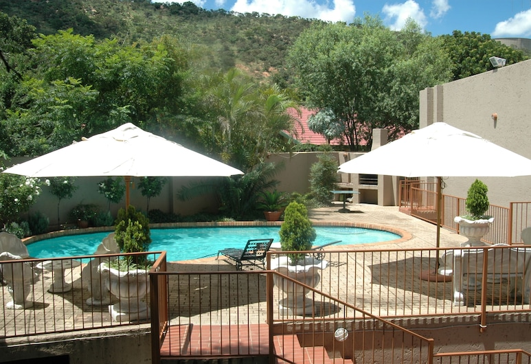 Purple Olive Guest House, Pretoria, Outdoor Pool