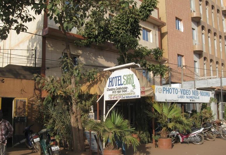 Hotel sigri, Ouagadougou
