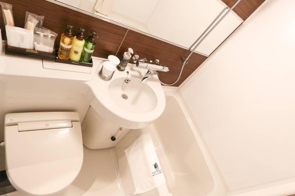 Jednokrevetna soba, za nepušače - Kupaonica