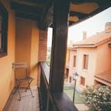 Ház, 1 hálószobával, erkély - Terasz/udvar