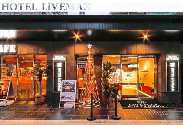 HOTEL LiVEMAX SHINSAIBASHI-EAST, Osaka, Hotel Front – Evening/Night