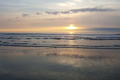 ルトゥケの近くのビーチから3分の居心地の良いアパートメントです。/