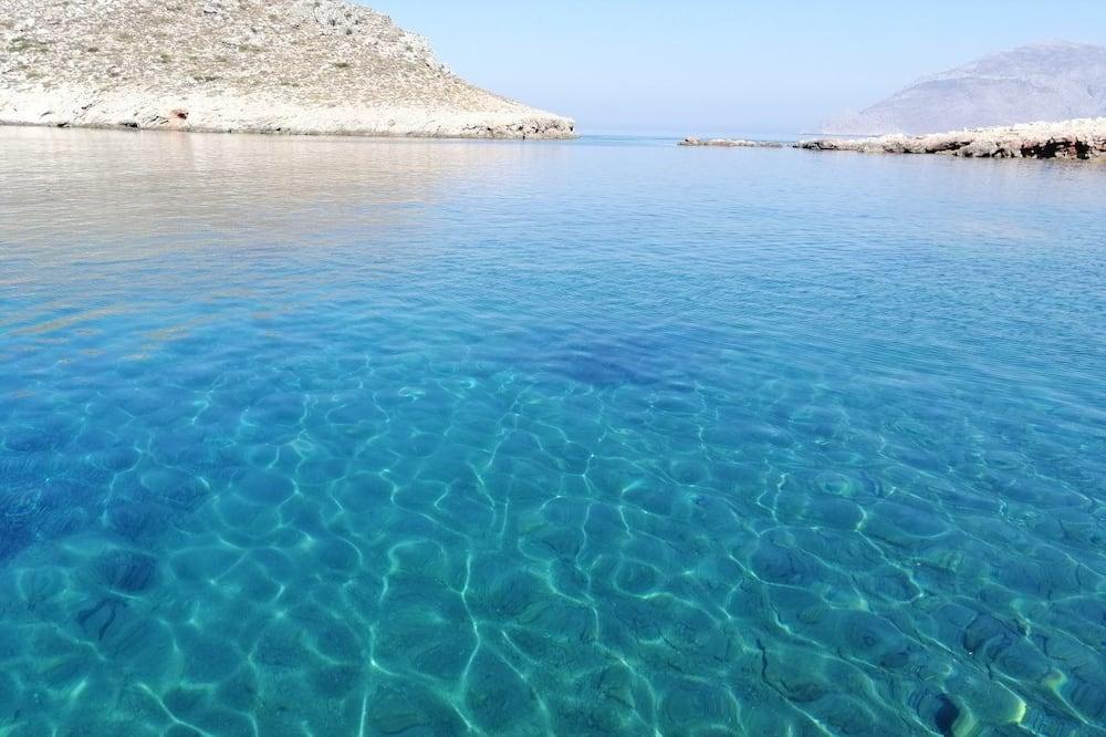Casa de la isla de Tilos!