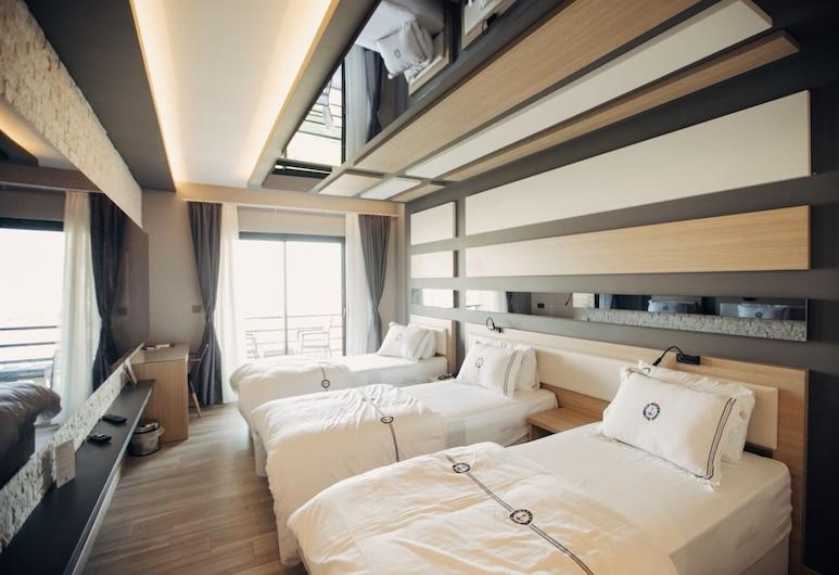 ذا مارينا هوتل بورهانييه, بورهاني, غرفة مزدوجة عادية, غرفة نزلاء