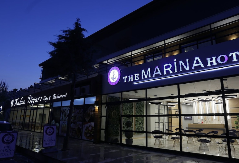 The Marina Hotel Burhaniye, Burhanije