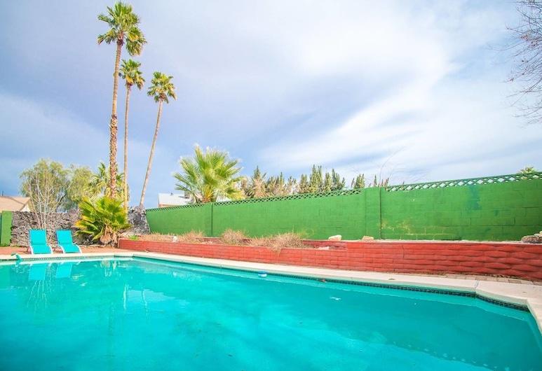 Lagoon Paradise Las Vegas 4 Bd With Pool!, Las Vegas, Zwembad