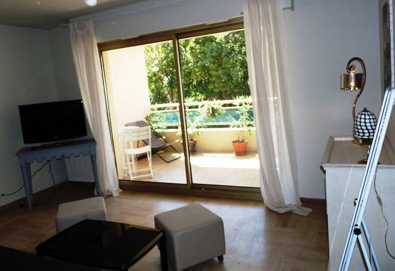 Studio Bella, Cannes, Basic-Studio, Wohnzimmer