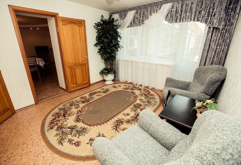 拉斯托卡酒店, 奔萨, 家庭房, 客房