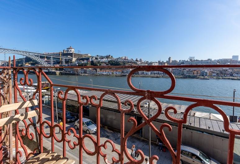 Your Opo Ribeira Apartments Porto, Πόρτο, Διαμέρισμα, 1 Υπνοδωμάτιο, Μπαλκόνι (1), Μπαλκόνι