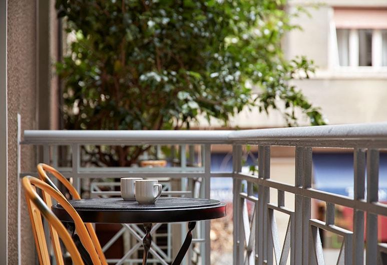Valaoritou Boutique Apartment, Athens, Apartment, 1 Bedroom, Balcony