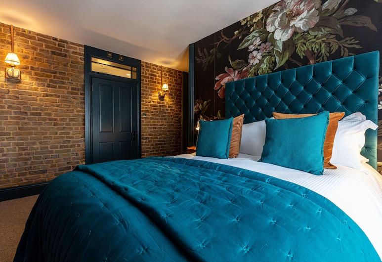 紅獅酒店, 倫敦, 高級雙人房, 客房