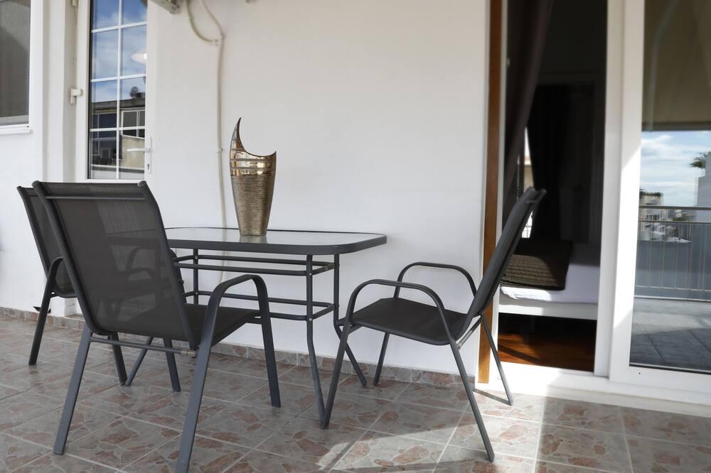 Apartament typu Deluxe - Balkon