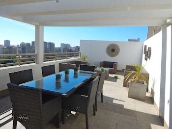 維納德爾瑪維娜廣場 411A 開放式公寓飯店的相片