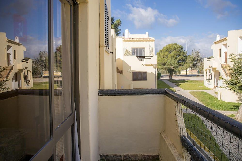 アパートメント 1 ベッドルーム バルコニー - バルコニー