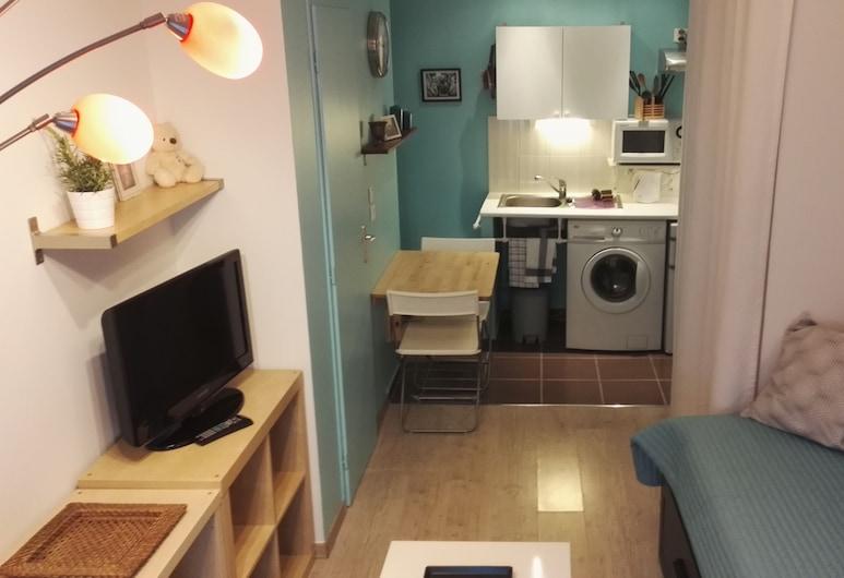 Joli studio centre ville gare 2, Montpellier, Studio, Vardagsrum