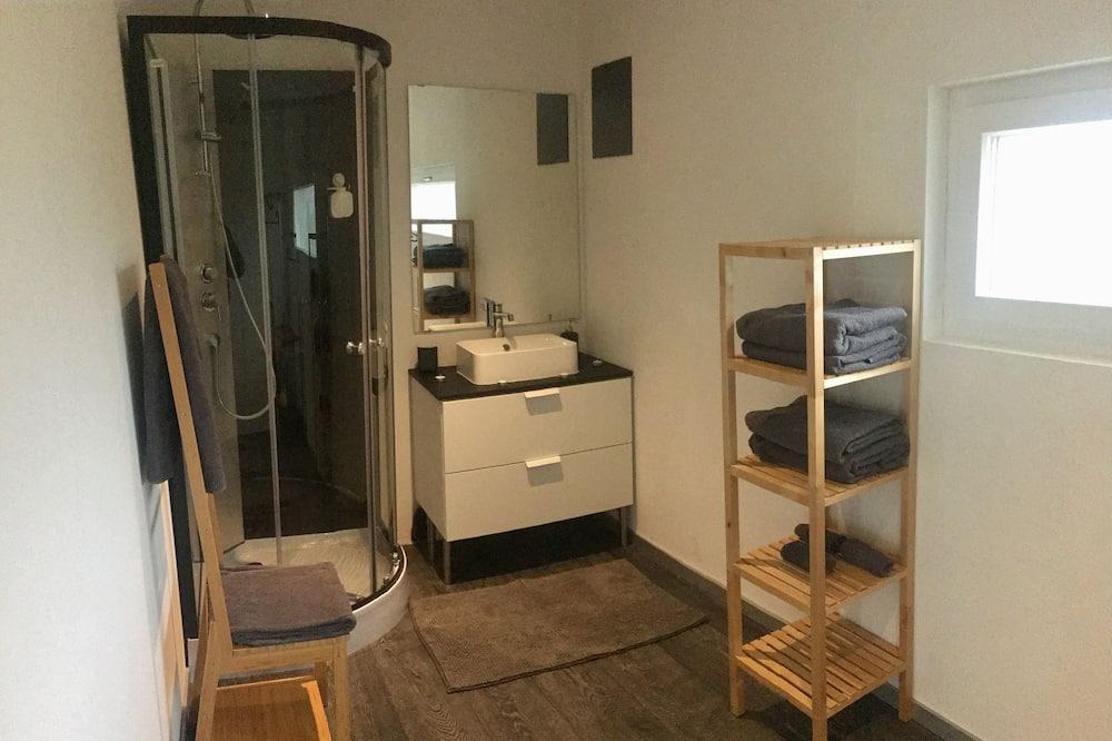 雙人房, 花園景觀 - 浴室