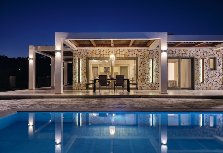 Gerakas Luxury Villas, Ζάκυνθος, Εξωτερικός χώρος