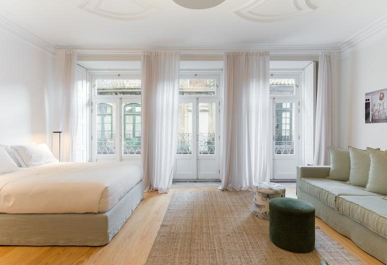 B28 Apartments, Porto, Superior Apartment, Balcony, City View (1A), City View