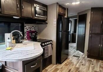 威廉斯大峽谷 RV 豪華露營酒店的圖片