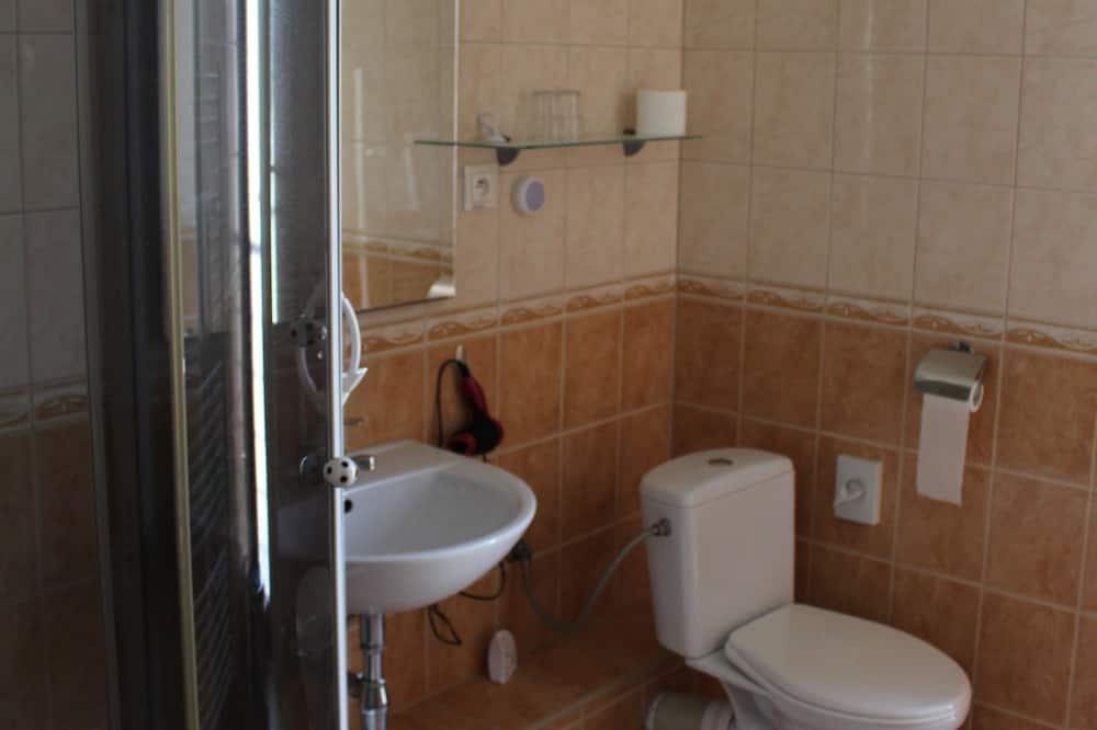Kahden hengen huone yhdelle - Kylpyhuone