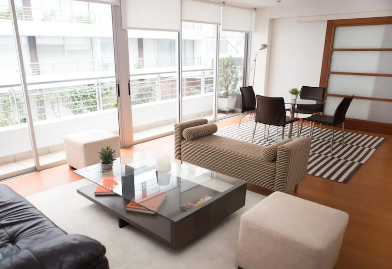 Lovely & Modern Apt.with Perfect & Big Pool, Lima
