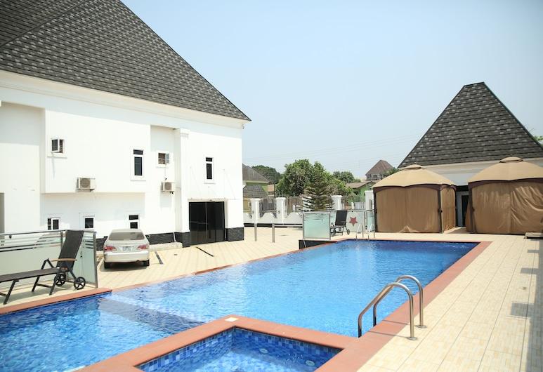 PoshLux Executive Hotel, Ciudad de Benin