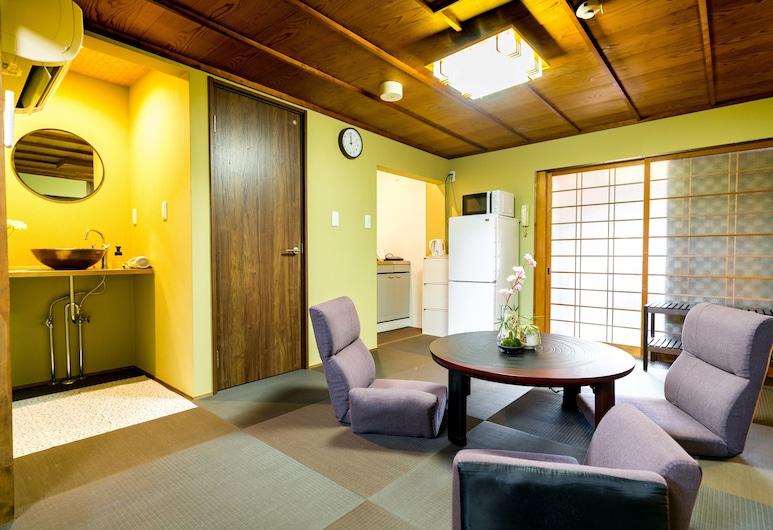 Nijo Kikyotei, Kyoto, Private Vacation Home NK-1, Room