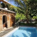 Villa, 3 camere da letto, non fumatori, vista giardino - Piscina privata