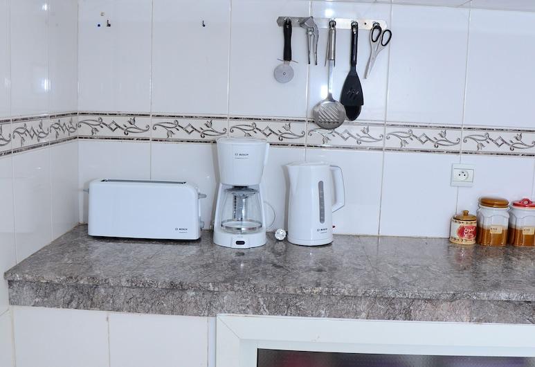 Appartement spacieux, Casablanca, Basic külaliskorter, 2 magamistoaga, suitsetamine keelatud, Omaette köök
