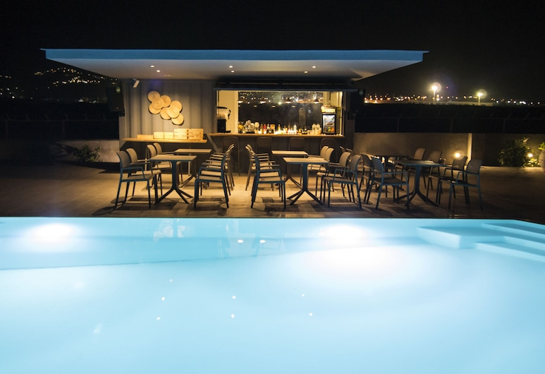 DL Santorini, Santorini, Hotel Bar