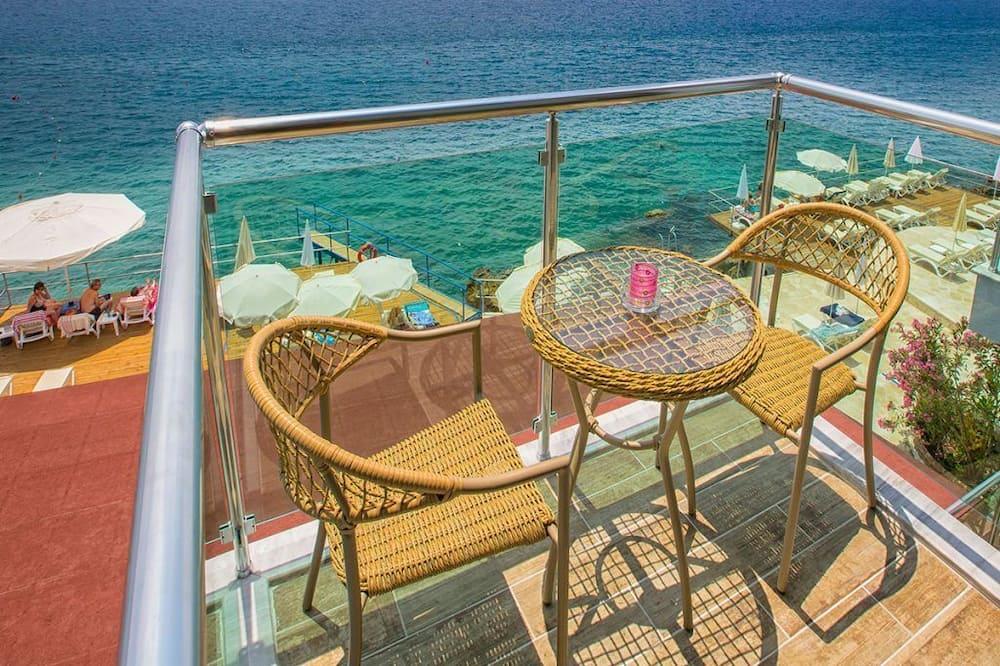 Doppia Classic, vista mare - Balcone