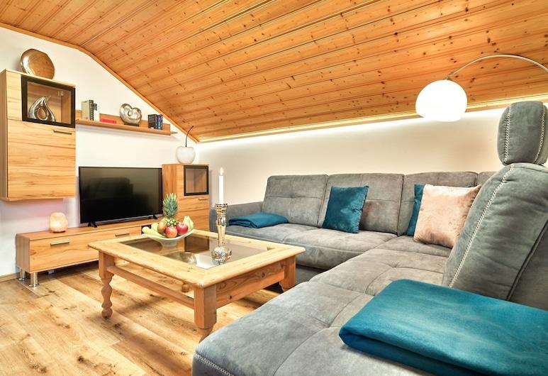Wohlfühl-Ferienwohnungen Kirchberger, Bodenmais, Condo (B), Living Room