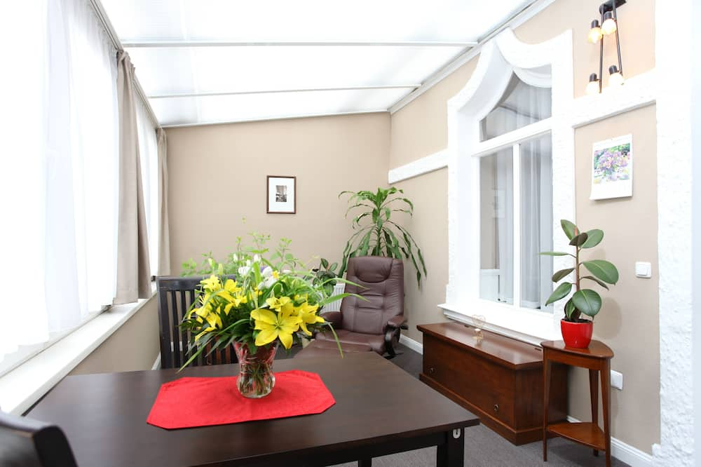 Apartment (Portofino - incl. 60 EUR cleaning fee) - Wohnbereich