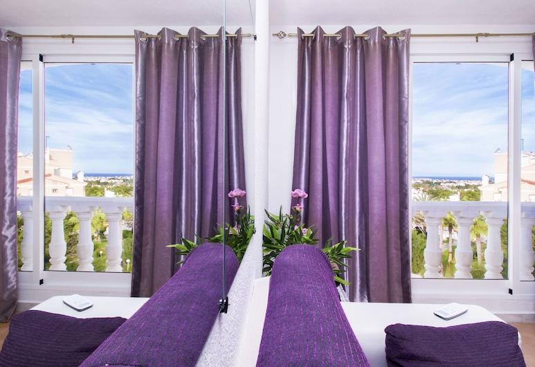 Espanatour Apartment Costa Blanca, Torrevieja, דירה, חדר שינה אחד, נוף לגן, נוף מהמרפסת